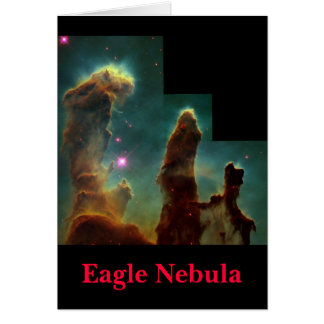 eagle4Finished, Eagle Nebula Card