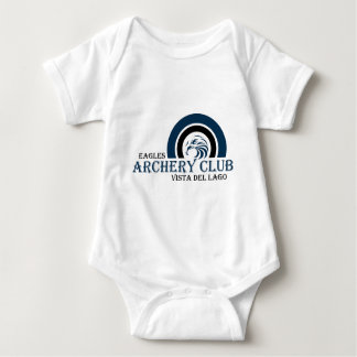 eagle_AC_logo-color Baby Bodysuit