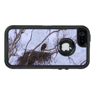 Eagle And Nest Painterly OtterBox iPhone 5/5s/SE Case