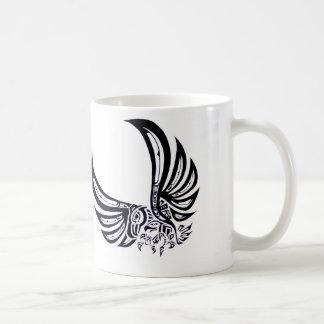 Eagle and Salmon Coffee Mug