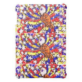 eagle and star iPad mini case