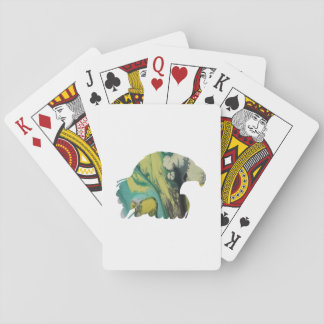 Eagle Art Playing Cards