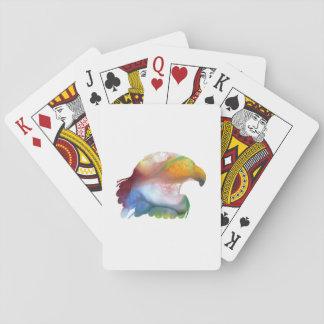 Eagle Art Poker Deck
