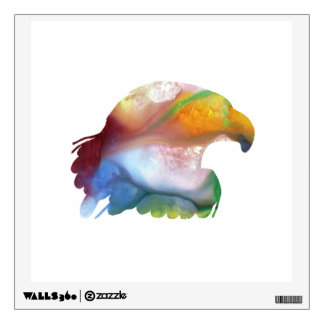 Eagle Art Wall Sticker