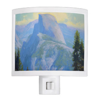Eagle At Half Dome Night Light
