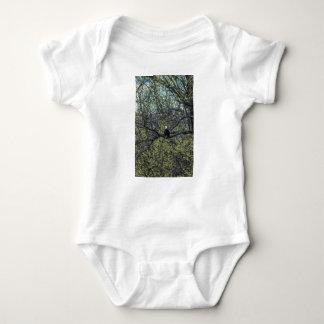 Eagle Awareness Baby Bodysuit