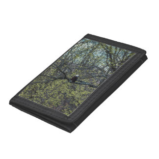 Eagle Awareness Trifold Wallet