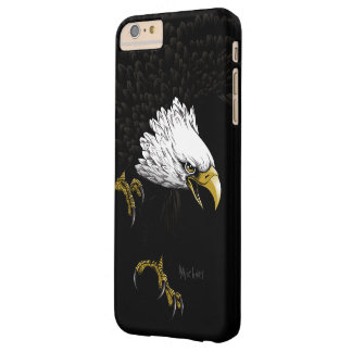 Eagle Bald Flying Barely There iPhone 6 Plus Case