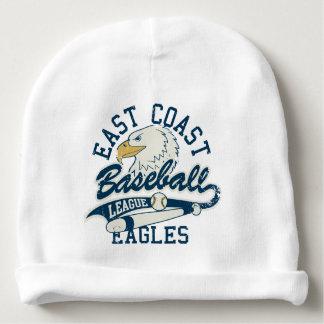 Eagle baseball baby beanie