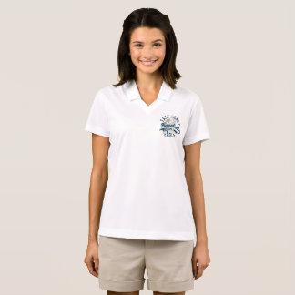 Eagle baseball polo shirt