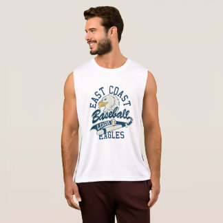 Eagle baseball tank top