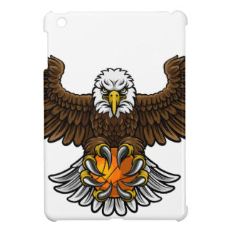 Eagle Basketball Sports Mascot iPad Mini Covers