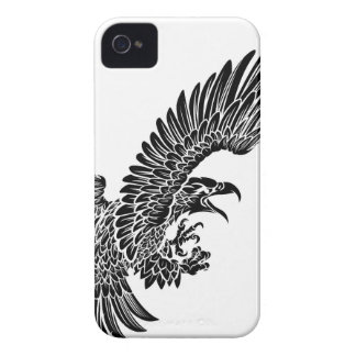 Eagle Bird Swooping iPhone 4 Cover