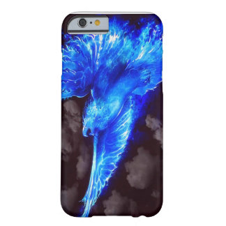 eagle blue fire iphone 6 case