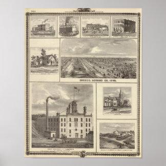 Eagle Brewery, Cedar Rapids Poster