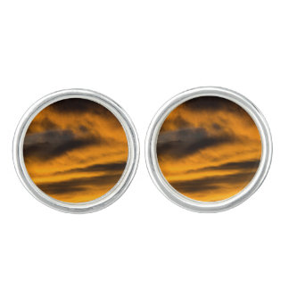 eagle burnout cufflinks