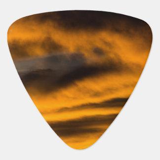 eagle burnout guitar pick
