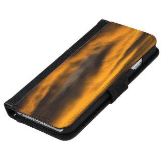 eagle burnout iPhone 6 wallet case