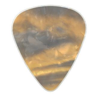 eagle burnout pearl celluloid guitar pick