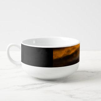 eagle burnout soup mug