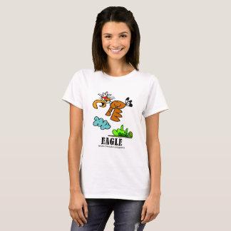 Eagle by Lorenzo Women's T-Shirt