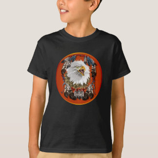 Eagle_Dreamcatcher Framed Shirt