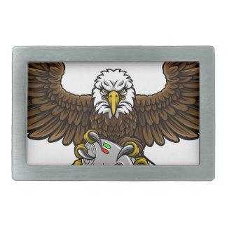 Eagle Esports Sports Gamer Mascot Belt Buckle