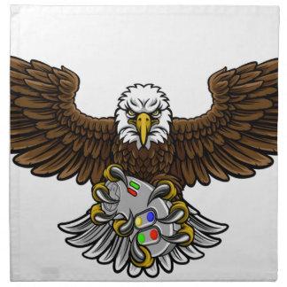 Eagle Esports Sports Gamer Mascot Napkin