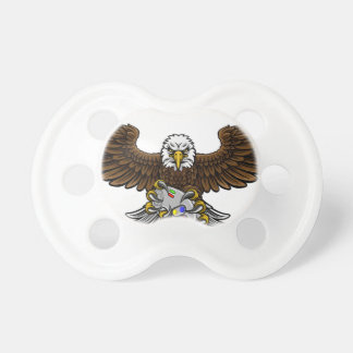 Eagle Esports Sports Gamer Mascot Pacifier
