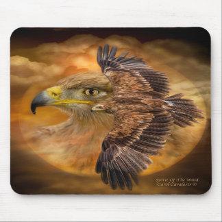 Eagle-Esprit de l'art Mousepad de vent