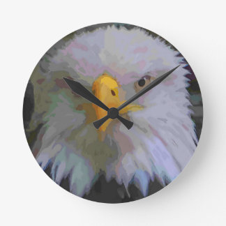 Eagle Eye Wallclock