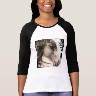 Eagle Feather Horse T-Shirt