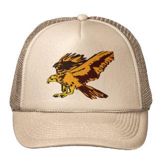 EAGLE FLYING TRUCKER HATS