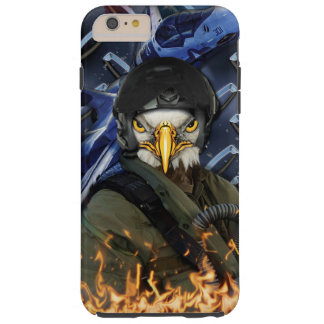 Eagle force rules the skys tough iPhone 6 plus case