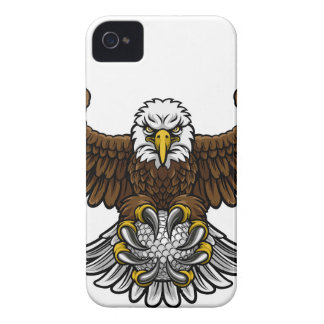 Eagle Golf Sports Mascot Case-Mate iPhone 4 Case