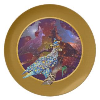 Eagle - Heavenly Wanderer № 21 Dinner Plate