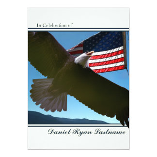 Eagle Honor Card