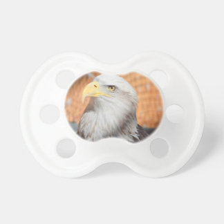 Eagle In God we trust Pacifier
