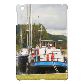 Eagle Inn pub barge, Scotland 2 iPad Mini Cover