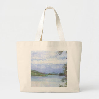 Eagle Island Canvas Tote