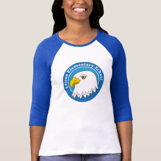 Eagle Ladies Baseball Shirt