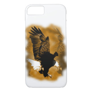 Eagle Landing iPhone 7 Case