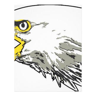 Eagle Letterhead