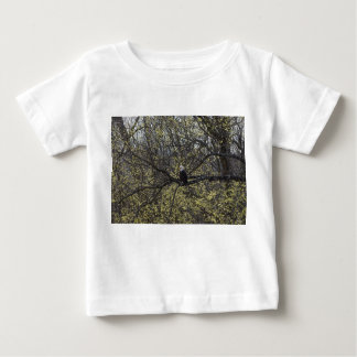 Eagle Lookout Painterly Baby T-Shirt