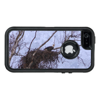 Eagle Lookout Painting OtterBox iPhone 5/5s/SE Case