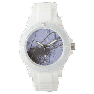 Eagle Lookout Painting Wristwatches