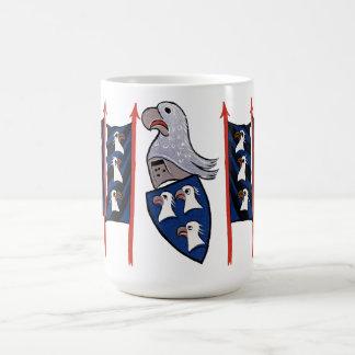 Eagle Medieval Mug