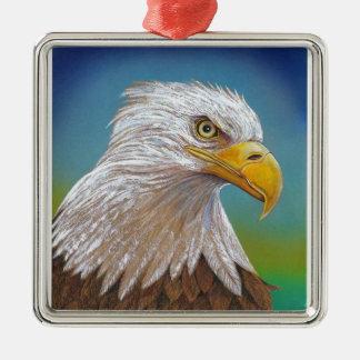 Eagle Metal Ornament