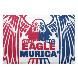 Eagle Murica Placemat