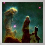 Eagle Nebula 24x24 (16x16) Posters